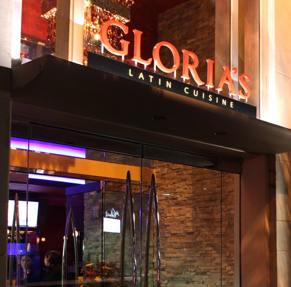 Gloria Restaurant Downtown Houston